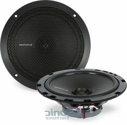 """ROCKFORD FOSGATE 6.75"""" 6-3/4 180W 2-Way Full Range Car Audio"""