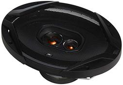 "JBL - 6""X9"" 3-Way Car Speakers with Polypropylene Cones   Bl"