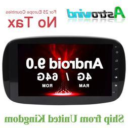 64G ROM Car GPS Navigation System Stereo Media Auto Radio fo