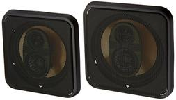 Pyramid 658GS 6.5-Inch 300 Watts ThreeWay Speakers