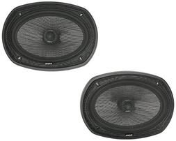 "Focal 690AC Access Series 6""x9"" coaxial speakers"