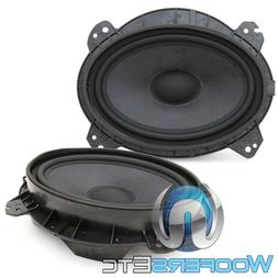 """FOCAL 69TOY 6""""X9"""" DIRECT UPGRADE SPEAKERS FOR SELECT TOYOTA"""