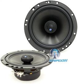 "HD-6EX.2 - CDT Audio 6.5"" 130W RMS 2-Ohm 2-Way Coaxial Speak"