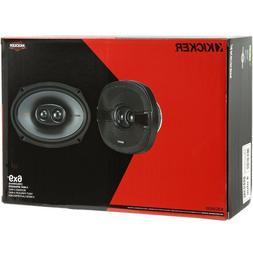 """Kicker 6x9"""" Pair Car Speakers KSC6930 Full Range Performance"""