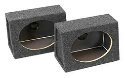 Atrend 6X9PR B Box Series 6 x 9 Inches Pair Speaker Box with