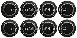 "Flush Mount 4"" inch Round Super Horn TWEETERS Speakers Car"