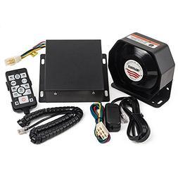 YHAAVALE 9200E Amplifier Police Siren & Metal Ultra Slime Oc