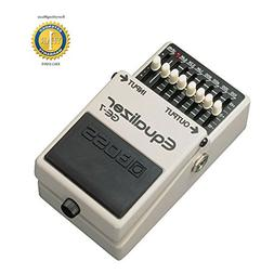 Boss GE-7 7-Band Graphic Equalizer Pedal with 1 Year Free Ex