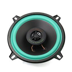 DealMux Round Shaped 100W 5 Inch Two Way Mounting Car Auto A