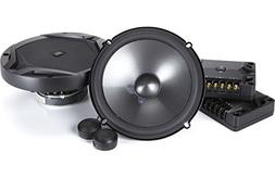 """Jbl - 6-1/2"""" Component Car Speakers With Polypropylene Cones"""