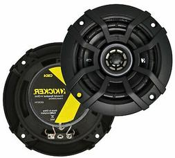 "Kicker - Cs Series 4"" 2-way Car Speakers With Polypropylene"