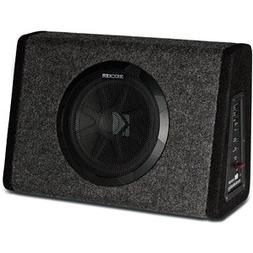 Kicker Pt250 10 Subwoofer with Built-in 100w Amplifier