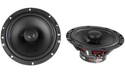 """Mb Quart - Discus 6.5"""" 2-way Car Speakers With Mica-filled P"""