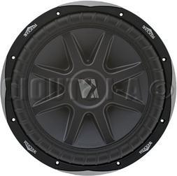 "NEW KICKER CVX12 12"" 1500W 4-Ohm Comp VX Car Audio Subwoofer"