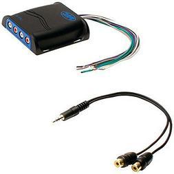 PAC LP7-4 L.O.C. PRO Series 4-Channel Line Output Converter