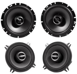 "Package: Alpine Sps-610 6.5"" 2 Way Pair of Coaxial Car Speak"