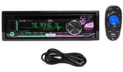 Package: JVC KD-RD97BT 1-Din Car CD Player/Receiver With Blu