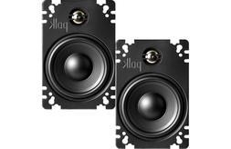 "Polk Audio - 4"" X 6"" Marine Speakers With Bilaminate-composi"