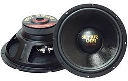 Pyramid - PW1255USX; 12'' 500 Watt Subwoofer