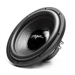 "Skar Audio IX-12 D4 12"" 500 Watt Max Power Dual 4 Ohm Car Su"