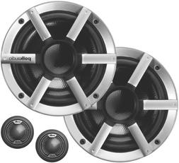 Polk Audio AA2653-A MM6501UM 6.5-Inch Component Ultra Marine