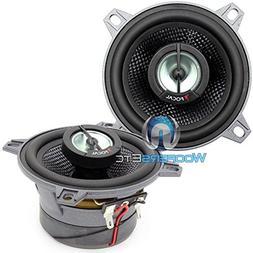 "Focal Access 100CA1 SG 2-way 4"" car speakers"