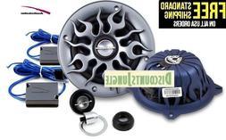 "Audiobahn ACS2050N 5-1/4"" 2-way 5.25 inch Convertible Car Sp"