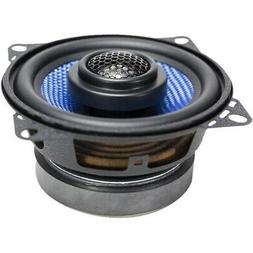 """Hifonics - Alpha 4"""" 2-Way Car Speakers with Woven Glass Fibe"""