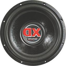 American Bass Xd1244 12 1000w Car Audio Subwoofer Sub 1000 W