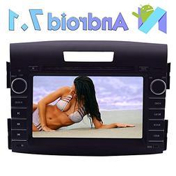 Android 7.1 Car DVD Player Special for Honda CRV-V 2012 2013