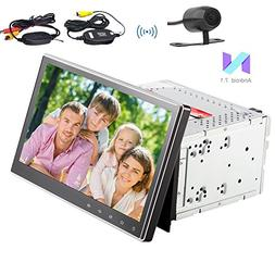 10.1 Inch Android 7.1 Quad Car DVD Player in Dash GPS Naviga