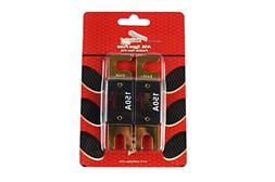 Audiopipe 150 Amp ANL Fuses Gold Plated Blister Pack 2 Fuses