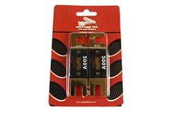 Audiopipe 200 Amp ANL Fuses Gold Plated Blister Pack 2 Fuses