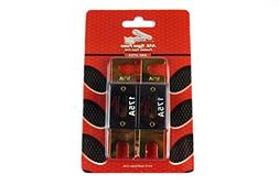 Audiopipe 175 Amp ANL Fuses Gold Plated Blister Pack 2 Fuses