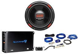 "Boss Audio AR120DVC 12"" 1600w DVC Car Audio Subwoofer+Mono A"