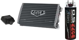 Boss AR3000D 3000W MONOBLOCK D Car Amplifier Amp+Remote+2 Fa