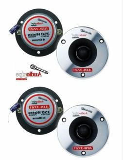 Audiopipe ATR-3721 350W Max 4 Ohm Titanium Super Bullet Twe
