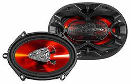 BOSS Audio CH5730 Car Speakers - 300 Watts Of Power Per Pair