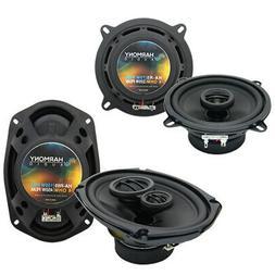 "Harmony Audio HA-R5 Car Stereo Rhythm 5.25"" Replacement 225W"