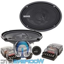"Memphis Audio PRX690C 6x9"" Component Speaker System With Cro"