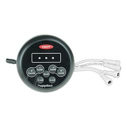 Audiopipe APNL-408CNT Audiopipe Marine Flush Mount LED Radio