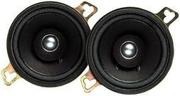 AUTHENTIC Kenwood KFC-835C 3.5-inch Round Car Speaker