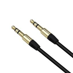 Sontue 3.5mm Auxiliary Audio Cable 3FT/1M Male to Male Aux C