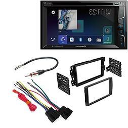 "AVH-500EX 6.2"" TV CD MP3 DVD iPhone USB Bluetooth iPod CAR S"