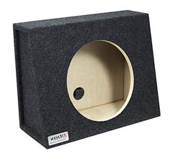 "Bbox E12ST Single 12"" Sealed Carpeted Truck Subwoofer Enclos"