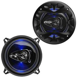 BOSS Audio BE524 225 Watt , 5.25 Inch, Full Range, 4 Way Car