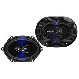 "Boss Audio BE5768 Rage 5"" x 7"" 4-way 300W Full Range Speaker"