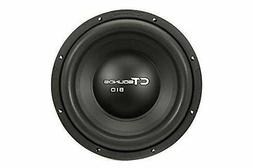 CT Sounds Bio 8 inch Car Audio Subwoofer 150w RMS Dual 4 Ohm