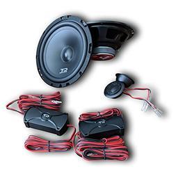 C T Sounds Bio 6.5 Inch Car Audio Component Full Range Door