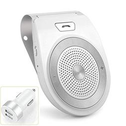 Bluetooth Car Kit Handsfree, Aigital Wireless Speakerphone M